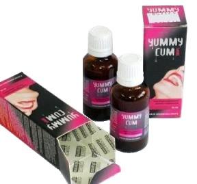 Yummy Cum Drops na smak spermy