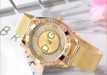 Złoty zegarek Damski Czchów  za 9 zł Kup teraz