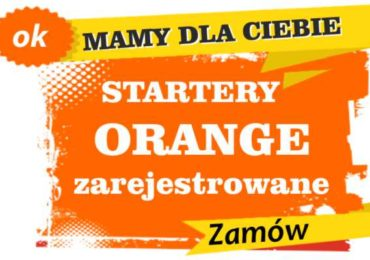 Sprzedam zarejestrowane karty sim orange Bytom  zadzwoń 887 332 665